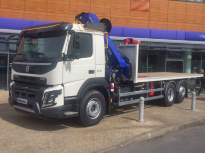 Camion Porteur 26T - 1