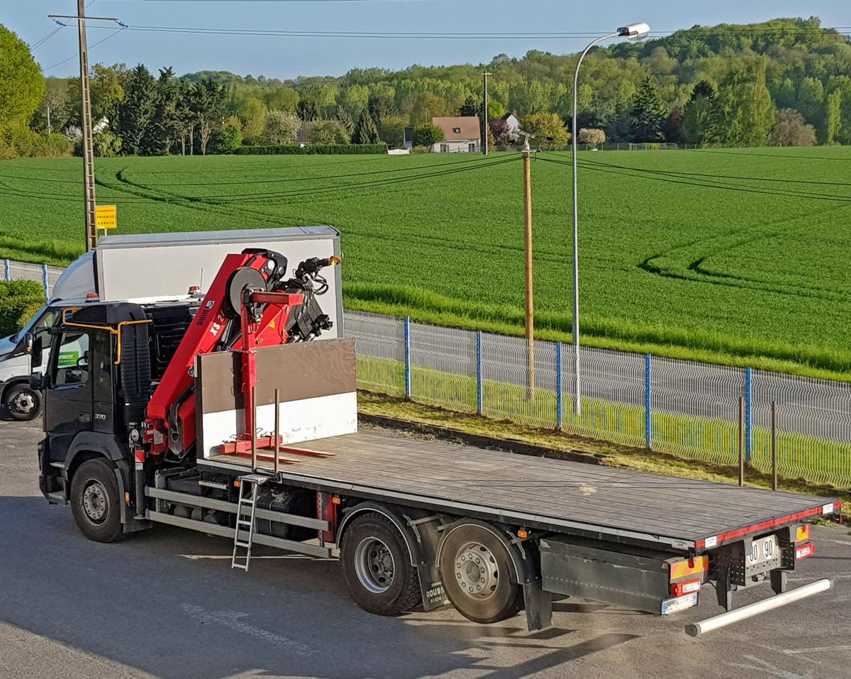 Camion Porteur 26T - 2