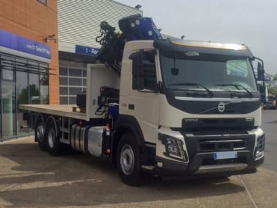 Camion Porteur 26T - 3