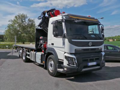 Camion Porteur 26T - 4