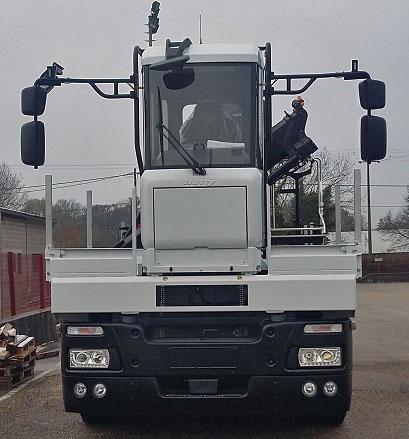 Camion porte-fer - 2