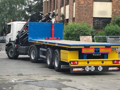 Camion Tracteur Semi-Remorque 3