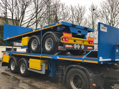 Camion Tracteur Semi-Remorque 4