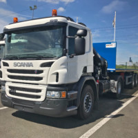Camion Tracteur Semi-Remorque 5